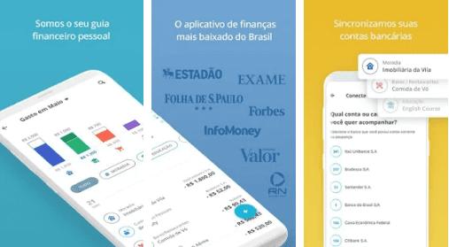 Aplicativos gratuitos para controle das finanças