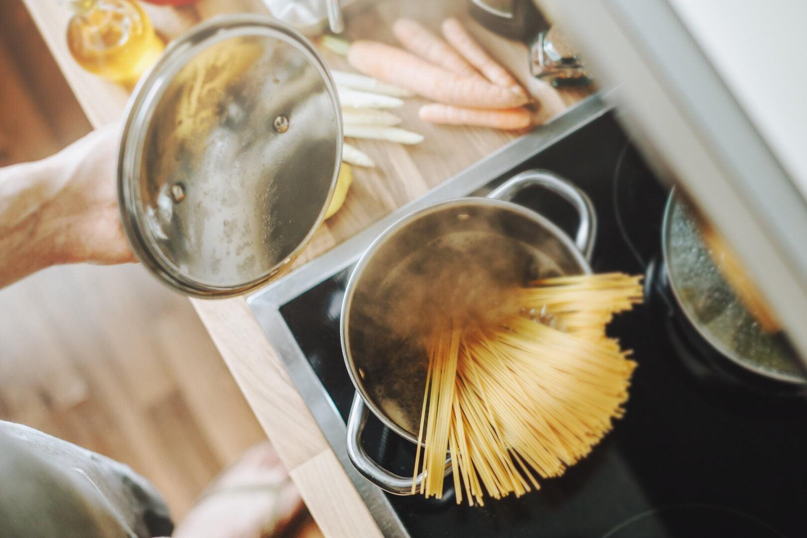 economizar gás de cozinha