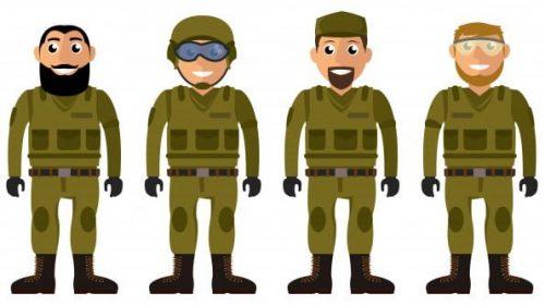 A lição que aprendemos com os militares estas semanas