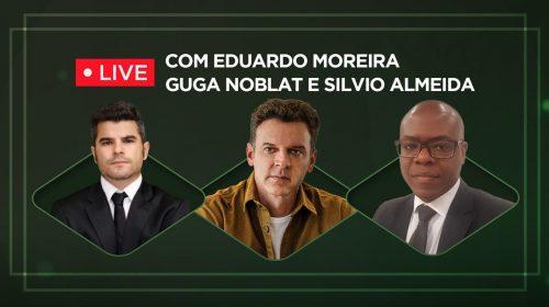VÍDEO – Guga Noblat e Silvio Almeida
