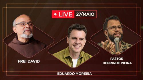 VÍDEO – Pastor Henrique Vieira e Frei David