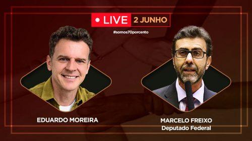 VÍDEO – O mundo sai em protesto, o jogo virou! Com Marcelo Freixo