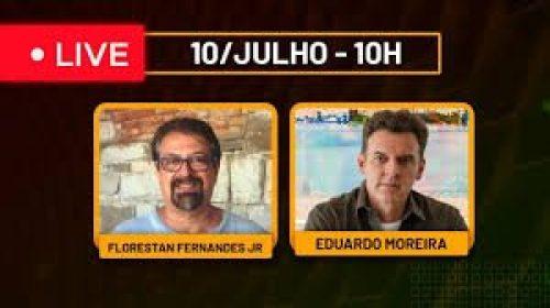 VÍDEO – Eduardo Moreira e Florestan Fernandes Júnior