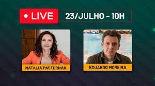 VÍDEO – Live com Natalia Pasternak
