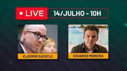 VÍDEO – Live com Vladimir Safatle