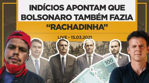 BOMBA! UOL revela indícios impressionantes de que Bolsonaro pai também fazia rachadinha