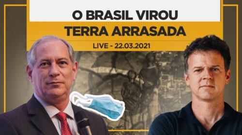 ENTREVISTA COM CIRO GOMES | O BRASIL VIROU TERRA ARRASADA