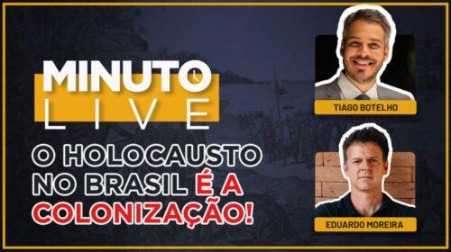 O Holocausto no Brasil é a colonização!