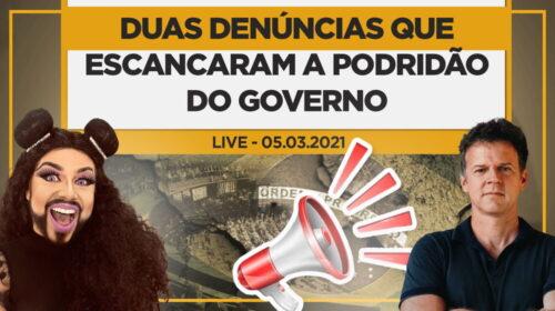 Governo Bolsonaro: 2 denúncias que escancaram a podridão