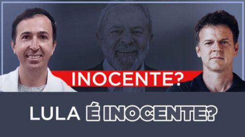 Lula é inocente